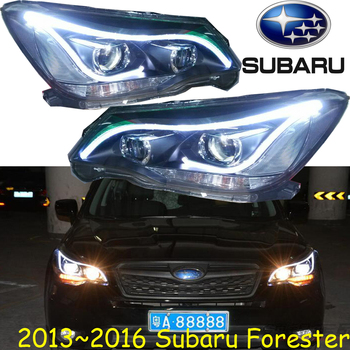 Forester фар, 2013 ~ 2016, Бесплатная доставка! Forester туман lightbrz, Баха, Tribeca, SVX, WRX, Loyale, JUSTY, Outback, XV