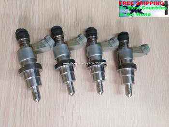 Injector,fuel supply system (gasoline) compatible cars:Toyota JZX110 23250-46131 23209-46131
