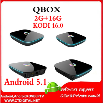 Q-box s905x 5 шт. android 5.1 TV Box Amlogic S905x qbox Четырехъядерный Core 2 Г + 16 Г 2.0 WI-FI 4 К H2.65 bluetooth 4.0 gigabit lan qbox s905