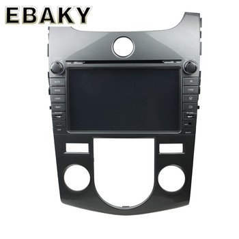 Navitopia 8-дюймовый Quad Core Android 5.1 автомобиль DVD GPS для Kia Cerato/FORTE (mt) 2008-2012 автомобиль DVD + GPS + Bluetooth + WiFi + AUX + Зеркало Ссылка